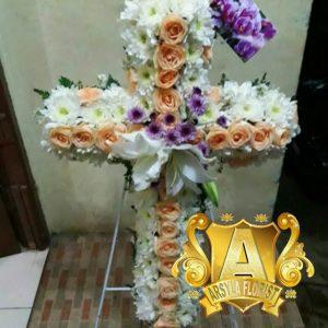bunga salib bandung