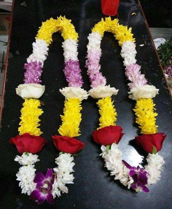 bunga kalung melati bandung, bunga tabur bandung